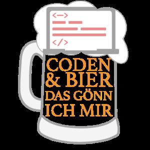 Programmierer Codierer Lustig Geschank