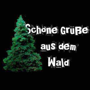 Schöne Grüße aus dem Wald (2018)