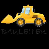 Bauleiter - Kinder - Bagger