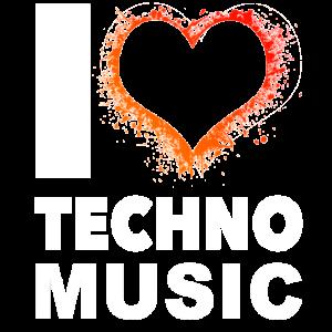 I love Techno 2