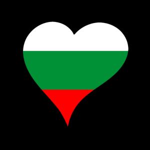 Bulgarien Nationalflagge