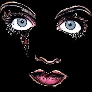 Auge-Nase-Mund