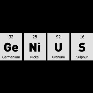 Genius Nerd Geek
