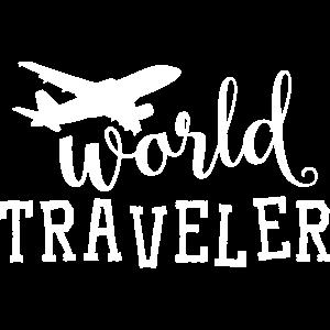 World Traveler - sommer vacation
