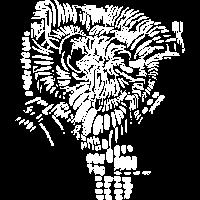 Tattoo / Abstrakt / Hintergrund