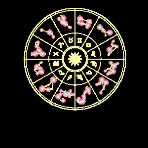 Sternzeichen Tierkreiszeichen