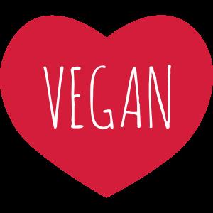 Vegan Liebe | Liebe zu Vegan Veganer Geschenk