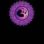 Yoga OM Zeichen Tshirt Ethno Style