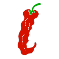 Roter Chili-Pfeffer