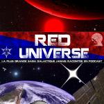 Red Universe pochette