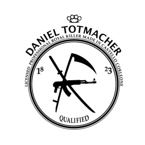 DANIEL TOTMACHER Label