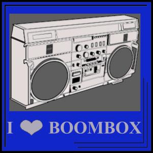 Boombox, Radioregistratore