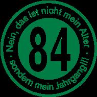 Jahrgang 1980 Geburtstagsshirt: 1984 - Jahrgang 84