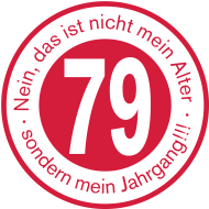 Jahrgang 1970 Geburtstagsshirt: 1979 - Jahrgang 79