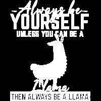 Lamas geschenk