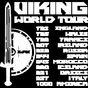 Viking World Tour | Walhalla Krieger Raubzug Odin