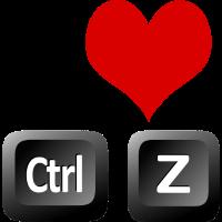Ich liebe Crtl Z