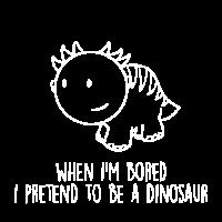 Dinosaurier Dino ueberraschung Geschenkidee süß