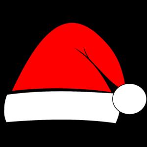 Weihnachtsmuetze, frohe Weihnachten