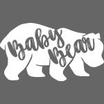 Baby Bear - für Eltern-Baby-Partnerlook