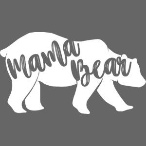 Mama Bear - für Eltern-Baby-Partnerlook