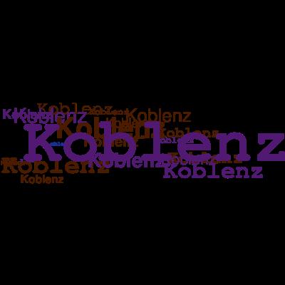 (koblenz) - KOBLENZ - stadt koblenz,koblenz,k4oblenz