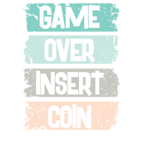 Game Over Insert Coin