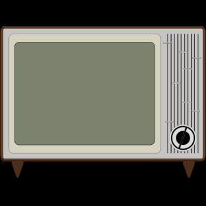 Retro TV Fernseher