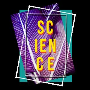 SCIENCE Wissenschafts Shirt für Biologen / Chemie