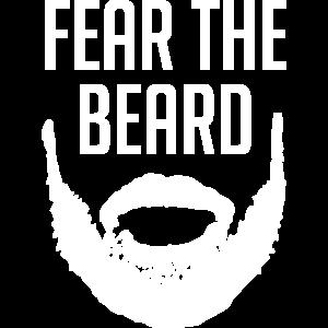 Fear the Beard | Bart Hipster Vollbart bärtig