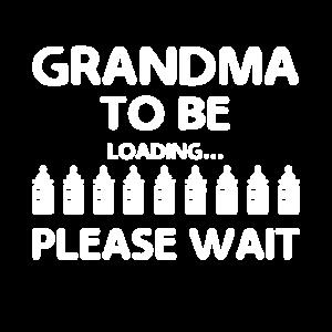 Oma, lustiges Geschenk für Großmütter zu sein