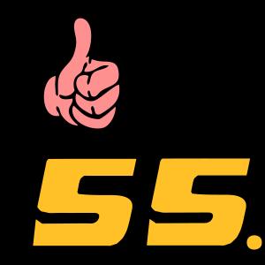 55 Geburtstag Leben