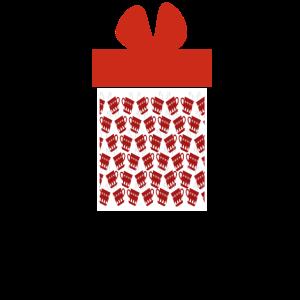 Kiste voll Gluehwein