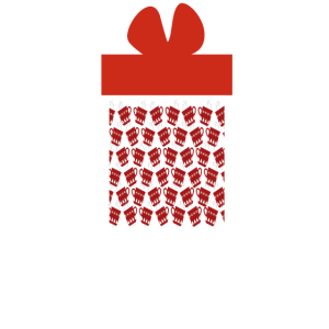 Box mit Gluehwein