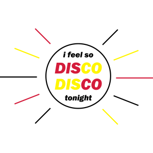 Feel disco disco