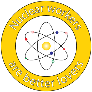 Nuclear workers are better lovers