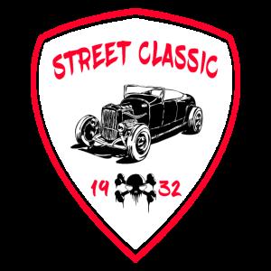 Street Classic / Geschenk Oldtimer Classic Auto