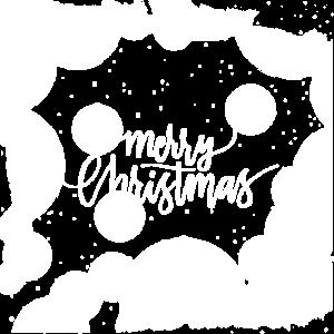 Frohe Weihnachten - Merry Christmas