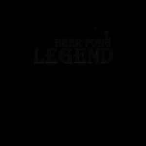 Bier Pong Legende, perfektes Geschenk, Geburtstag, Weihnachten