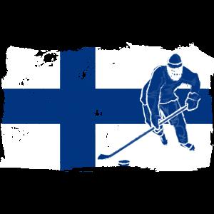 Finnland Suomi Eishockey Helsinki Geschenk