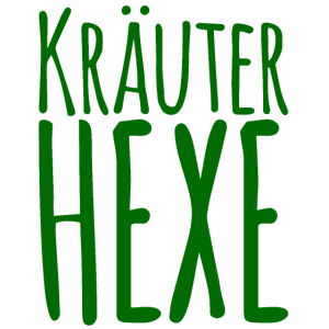Kräuter Hexe grün