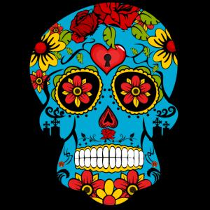 Mexikanischer Schädel 4
