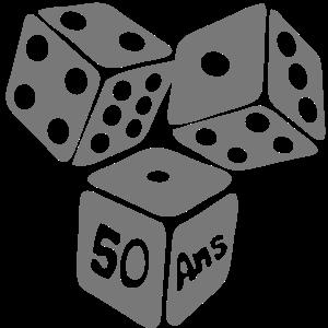 50 Jahre Jubiläum der Markteinführung Spiel