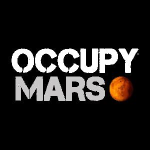 Elon Moschus besetzen Mars