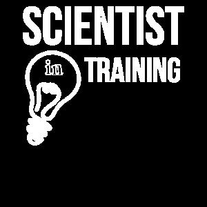 Wissenschaftler In Training