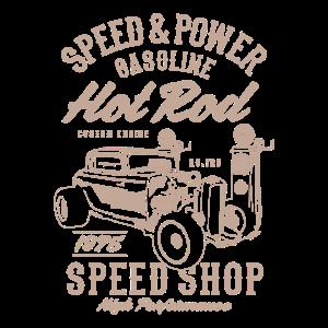 Speed Power Hotrod