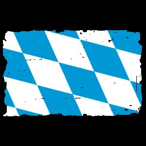 Bayern Flagge - Bavaria Flag