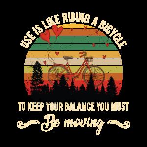Fahrradfahren Fahrrad