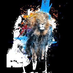 Animal Lion (Tier Löwe)