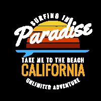 Surfen Strand Surfer Paradies Kalifornien